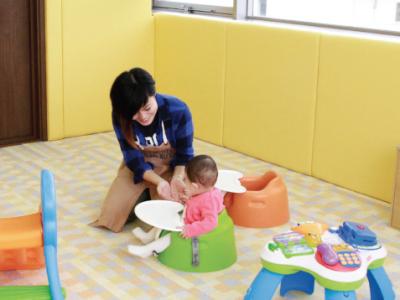 社内託児所「LEA (レア)」を開設しました。