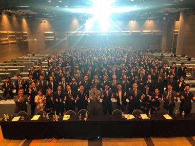 2018年度 カスタマーズディライトグループ 社員総会